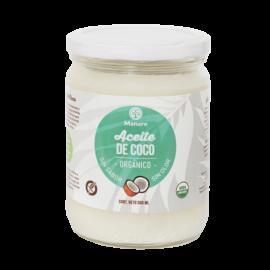 Aceite de Coco Sin Olor (500 gramos)