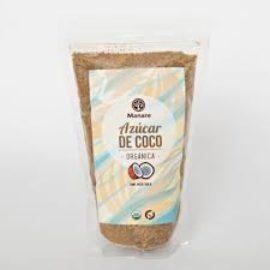 Azúcar de coco orgánica menare (500gr)