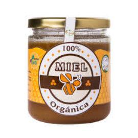 Miel Orgánica (500 gr) Expectorante