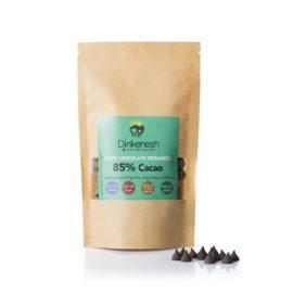 Chip de Chocolate Orgánico (100 gr) 85% de Cacao