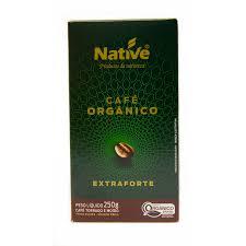 Cafe Grano Orgánico molido (250 gr)