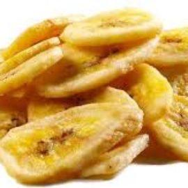 Banana chip orgánica (400 gr)
