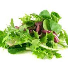 mix de hojas babys orgánicas (100 gr)