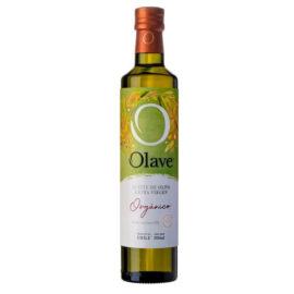 Aceite de Oliva Olave Organico 500 cc