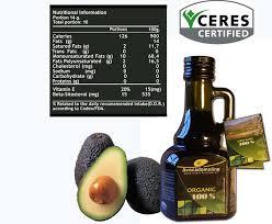 Aceite de Palta Orgánico     260 ml