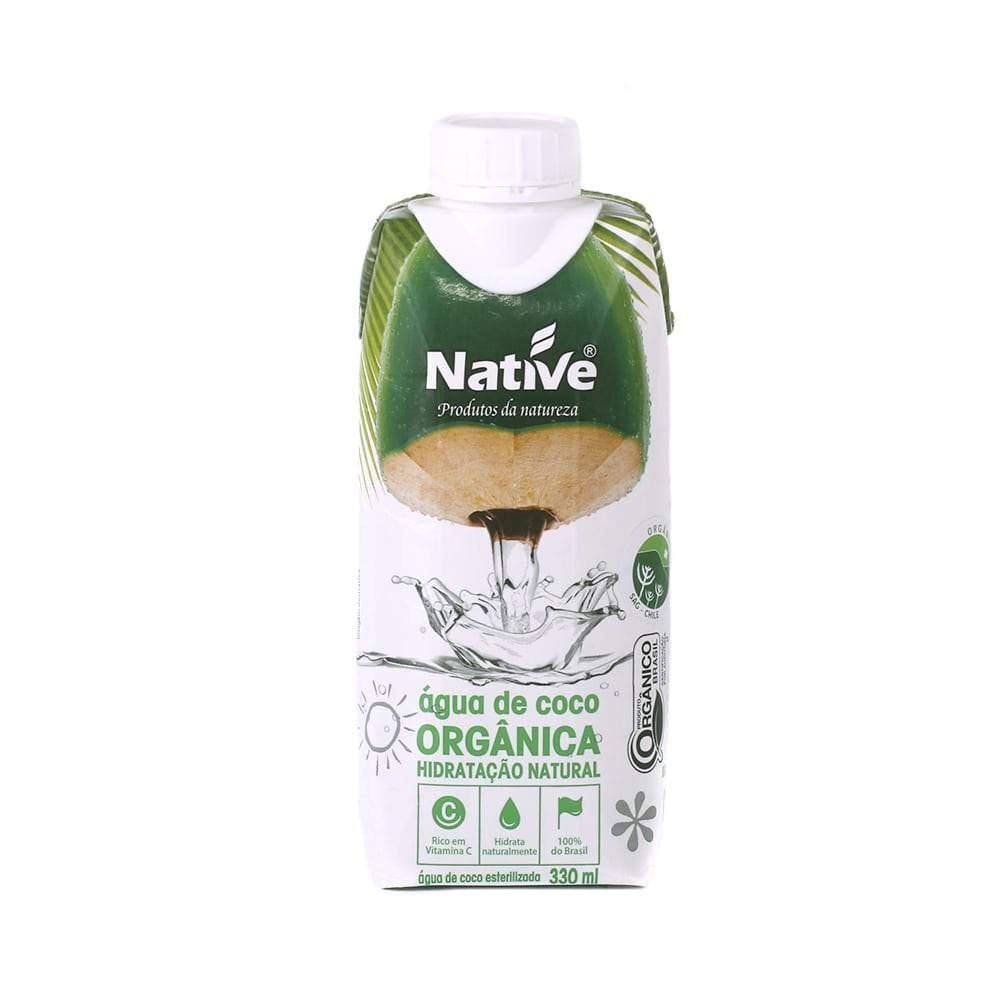 Agua de Coco Native 330 ml