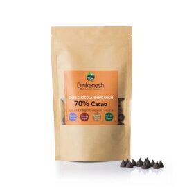 Chip de Chocolate 70% Organico  100 gr