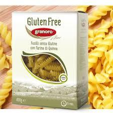 Fusilli  Gluten Free   400 gr