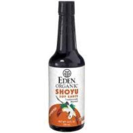 Salsa de Soya Orgánica Eden          296cc