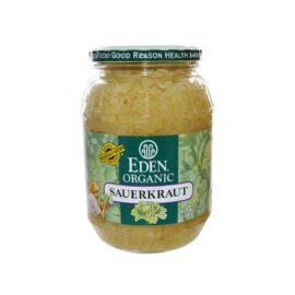 Chucrut Sauerkraut Eden Orgánico 907 gr