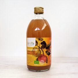 Vinagre de Sidra de Manzana  Orgánico Brota 500 ml