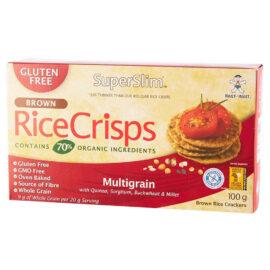 Rice Crisp Multigrano 100 gr