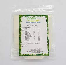 Agar Agar  Positiv   50 gr