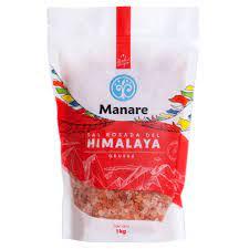 SalGruesa Del Himalaya Manare      500 gramos